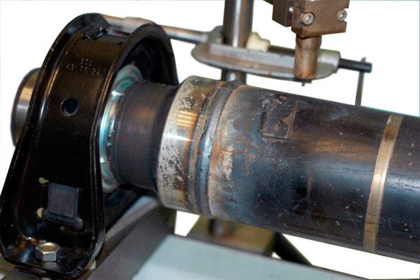 ремонт карданных валов renault